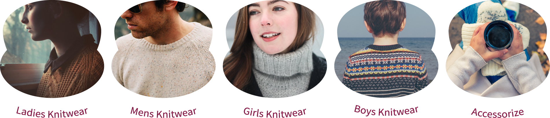 Knitwear is our Professional Business